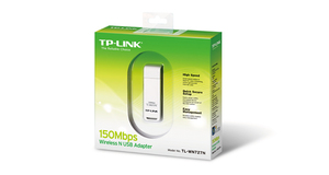 ADAPTADOR USB WIRELESS TP-LINK WN727N 150MBPS