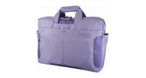 MALETA NOTEBOOK SAMSONITE 10.2 LILAS 370041107 SHOCK ABSORVER