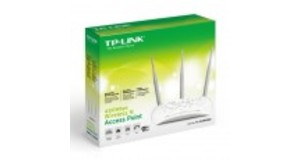 ACESS POINT TP-LINK TL-WA901ND 300MBPS 3 ANTENAS