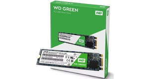 HD SSD M.2 WESTERN DIGITAL 120GB