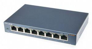 SWITCH TP-LINK 8 PORTAS 10/100/1000 TL-SG 108