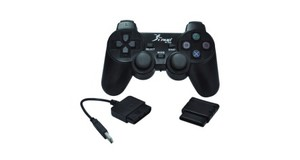 JOYPAD KNUP S/ FIO 4/1 KP-5423 PS1/PS2/PS3/PC  C/ ANALOGICO