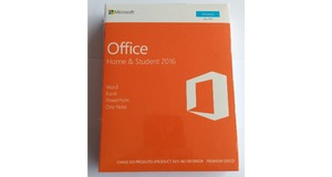 LICENÇA OFFICE HOME AND STUDENT 2016 FPP