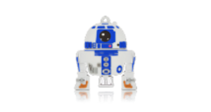 PEN DRIVE 8GB MULTILASER R2D2 PD036