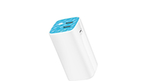 POWER BANK TP-LINK TL-PB10400 02 SAIDAS USB