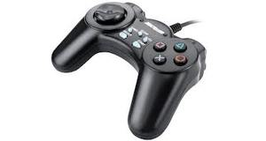 JOYPAD MULTILASER USB PRETO JS028 PC