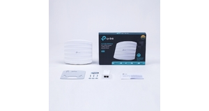 ACCESS POINT WIRELESS GIGABIT MU-MIMO MONTÁVEL EM TETO AC1350 - EAP225
