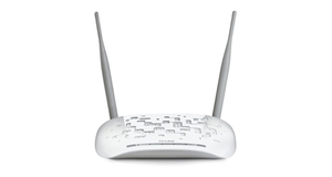 ACCESS POINT/REPETIDOR TP-LINK TL-WA801ND BRANCO 2 ANTENAS