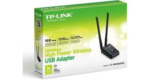 ADAPTADOR USB WIRELESS TP-LINK WN8200ND 300MBPS