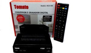 CONVERSOR E GRAVADOR DIGITAL TOMATE MCD-999