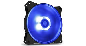 COOLER 120X120 COOLER MASTER MF120L BLUE R4-C1DS-12FB-R1