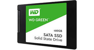 HD SSD SATA 480GB WESTERN DIGITAL