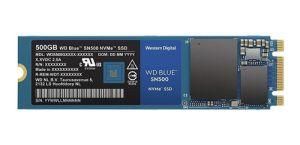HD SSD M.2 500GB WESTERN DIGITAL BLUE NVME SN500