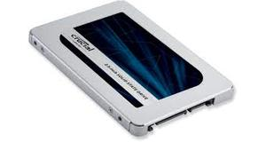 HD SSD SATA 500GB CRUCIAL MX500