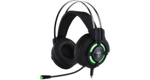 HEADSET GAMER C/ MICROF T-DAGGER ANDES  2MT COM LED USB TRGH300