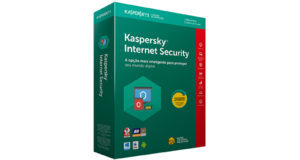 LICENÇA ANTIVIRUS KASPERSKY INTERNET SECURITY 1 DISPOSITIVO 1 ANO