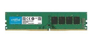 MEMORIA DDR4 8GB PC 2666MHZ CRUCIAL