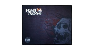 MOUSE PAD DAZZ RED NOSE CONTROL M 624408