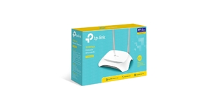 ROTEADOR/ACCESS POINT WIRELESS TP-LINK WR849N 300MBPS