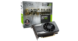 VGA PCI-E 6GB EVGA GTX1060 SUPERCLOCKED DDR5 06G-P4-6163-KR