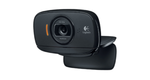 WEBCAM LOGITECH C525 HD720P GIRATORIA PRETA