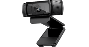 WEBCAM LOGITECH C920 PRO FULL HD 1080P PRETA